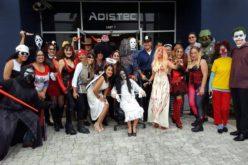 Adistec resultó ganador del concurso #HalloweenGMIT2016