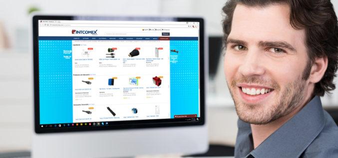 Webstore Intcomex, un ejecutivo virtual para facilitarle la vida a los distribuidores