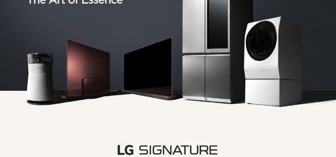 LG recibirá 21 premios de innovación del CES 2017