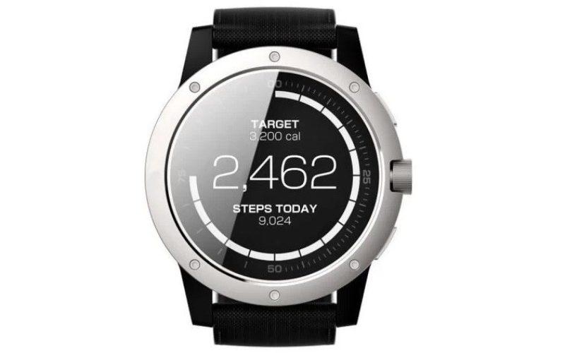 Matrix PowerWatch: Un reloj que se carga con calor
