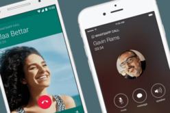 Oficialmente Whatsapp ya tiene videollamadas