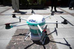 Compañía argentina presenta un dron capaz de salvar vidas