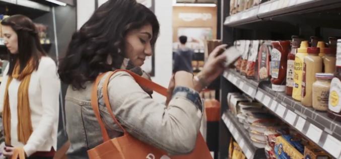 Amazon Go: un supermercado sin cajas registradoras (Video)