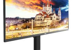 Monitores 4k HDR de LG se expondrán en el CES en Las Vegas