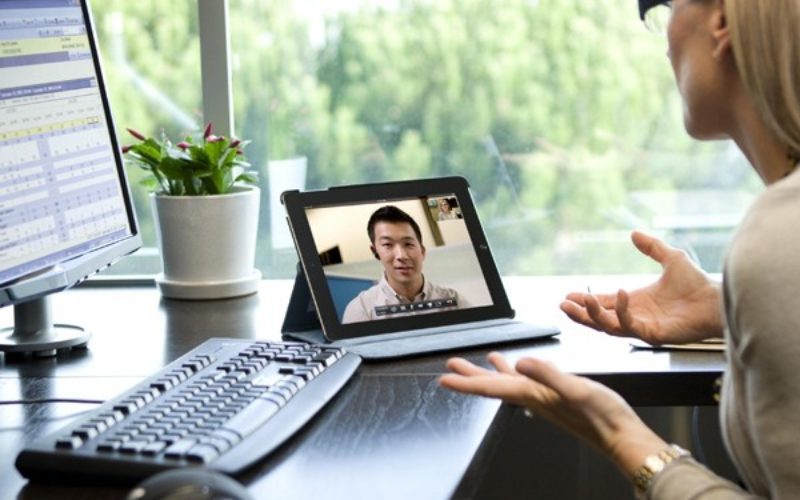 Polycom ofrece interfaz de usuario de Skype for Business para  serie de terminarles de video Polycom RealPresence Group