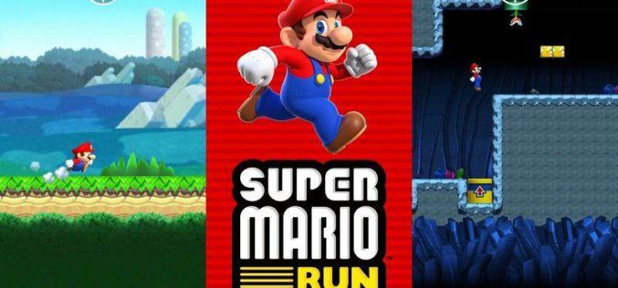 Ya puedes descargar Super Mario Run en iOS
