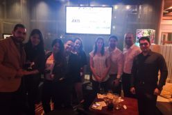 "Solution Box presente en la ""3era Mission 500 Holiday Mixer"""