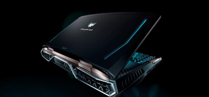 Acer presenta el primer monitor curvo con seguimiento Ocular y nueva línea de monitores para Gaming