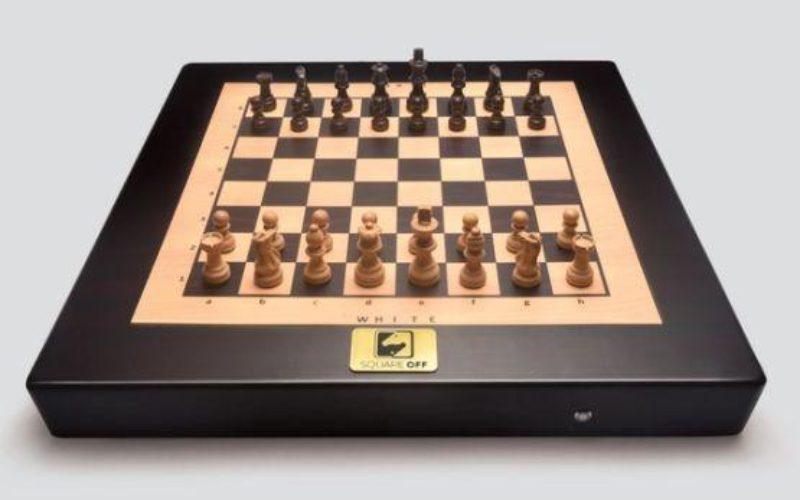 """El tablero de ajedrez """"Harry Potter"""" es real en el CES 2017"""