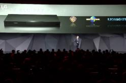 LG y laboratorios Dolby develan nuevo  Blu-Ray ultra HD 4K en el CES 2017