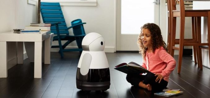 Kuri: el robot del hogar