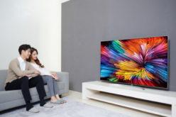 LG sigue innovando con televisores super Uhd con tecnología Nano Cell