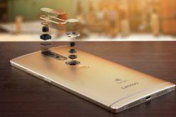 Lenovo presentó su nuevo smartphone Phab 2 Pro en el CES 2017