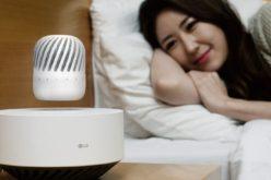 LG presentará en el CES 2017 su Levitating Portable Speaker