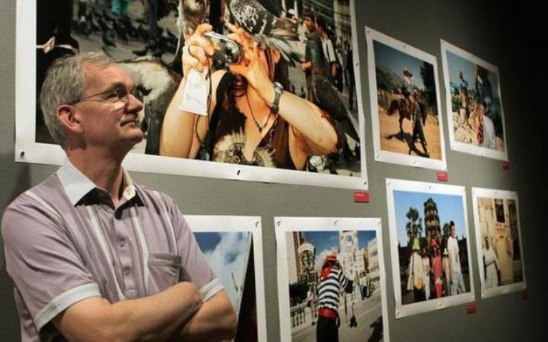 Martin Parr será galardonado con el título de Contribución Destacada a la Fotografía en los Sony World Photography Awards 2017