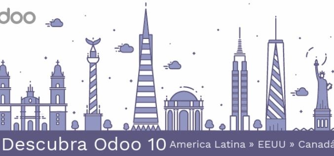 Odoo 10 Tour llega a Orlando el 21 de Febrero
