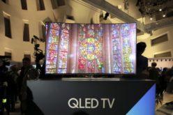 Color y Brillo: Samsung presenta QLED TV en el CES 2017