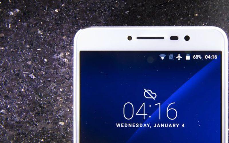 CES 2017: Alcatel lanzó un phablet con pantalla de 6 pulgadas