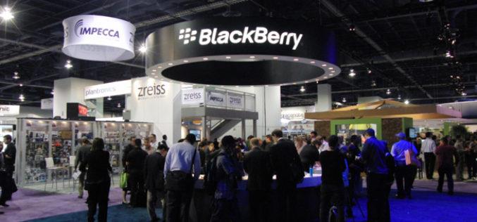 Blackberry lanzará nuevo teléfono en el CES 2017