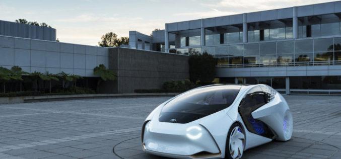CES 2017: Concept-i de Toyota incorpora inteligencia artificial