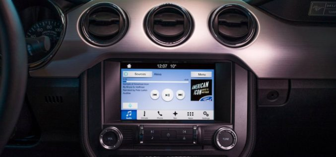 Ford anuncia que sus vehículos se conectarán con Alexa