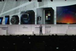 Samsung lanzó un nuevo sistema de lavado 4 en 1 en el CES 2017