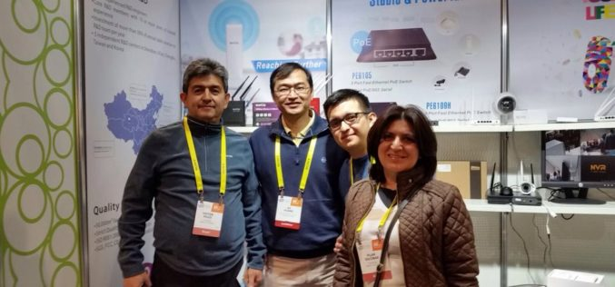 Netis Systems presente en el CES 2017
