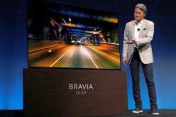 Nuevo TV de Sony emitirá el sonido desde la pantalla