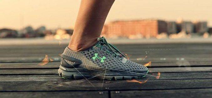 Zapatillas inteligentes que miden capacidad física en el CES 2017