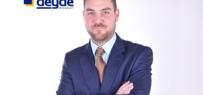 DEYDE designa a Alberto Jiménez como nuevo director comercial para Latam