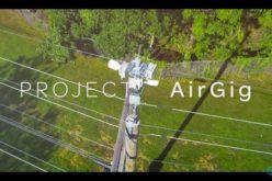 AT&T está en negociaciones para realizar pruebas del ProyectoAirGig
