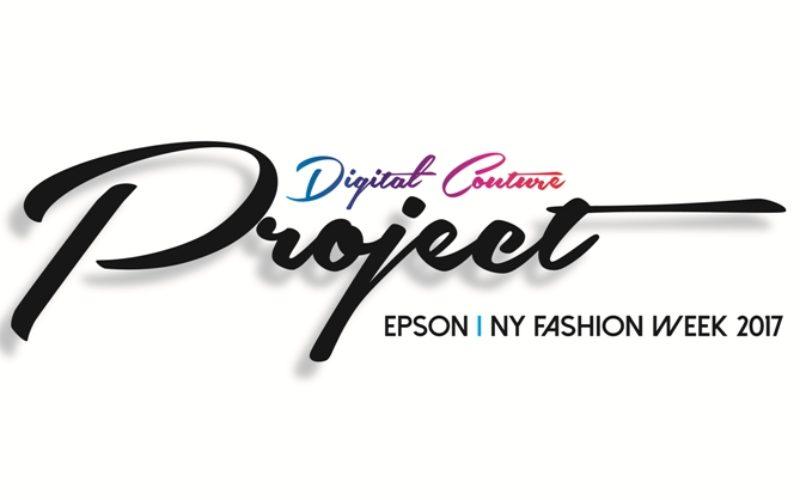 Epson presentará la III edición del evento anual de moda y tecnología Digital Couture Project