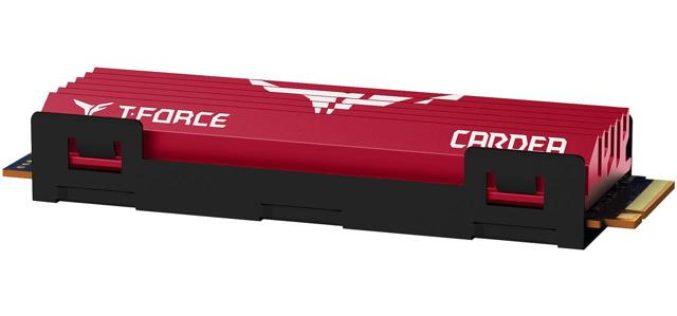 Team Group presenta su más rápida SSD para jugadores con T-FORCE CARDEA M.2 SSD