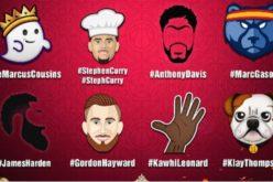 #NBAAllStar en Twitter:Emojis, voto de los fanáticos para MVP, y más