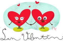 Disfrutar con seguridad las tarjetas electrónicas el día de San Valentín