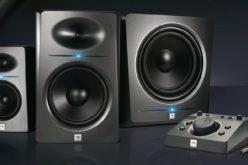 JBL de HARMAN presenta monitores de referencia de 7 series