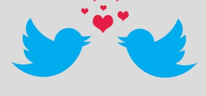 Twitter sacudido por el amor este 14 de Febrero