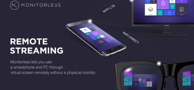 El C-Lab de Samsung Exhibe Nuevos Proyectos de Realidad Virtual  en el Mobile World Congress 2017