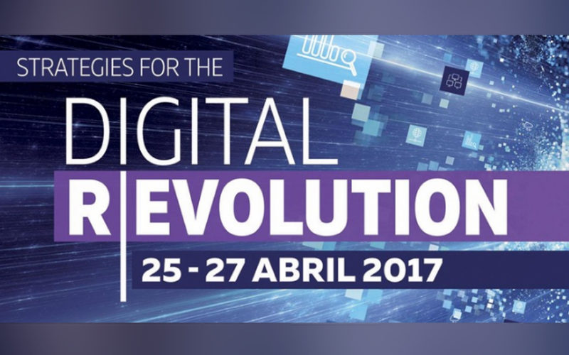 Inicia programa de conferencias como parte integral de la próxima  edición de Digital R Evolution