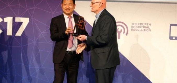 Huawei obtiene el premio de Mejor Infraestructura Móvil durante el Mobile WorldCongress 2017