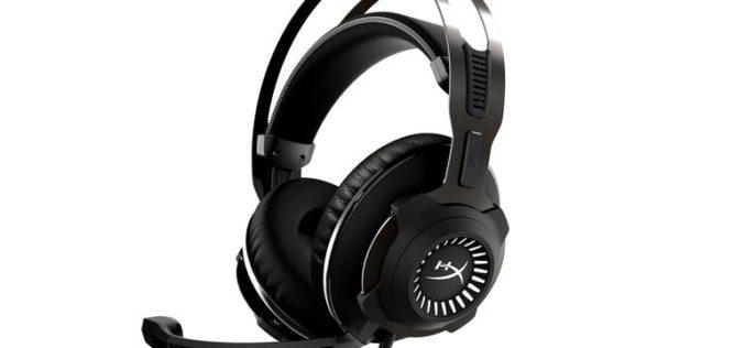 HyperX anuncia la disponibilidad de Cloud Revolver S sus auriculares más avanzados para videojuegos