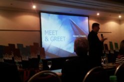 Meet and greet del CEO de Westcon en Buenos Aires