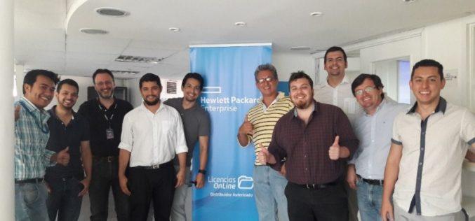 HPE y Licencias OnLine reúnen a sus partners en un exclusivo y renovado modelo de entrenamiento