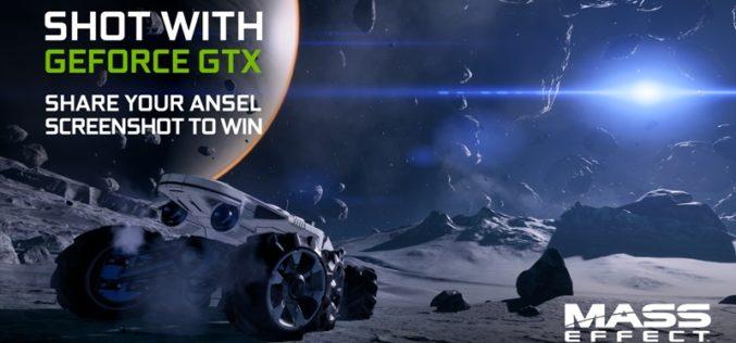 Los artistas de NVIDIA Ansel ponen a prueba sus habilidades de fotografía en el juego con Mass Effect: Andromeda Ansel Contest