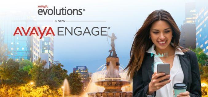 Avaya Evolutions es ahora #AvayaENGAGE