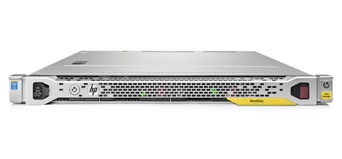 HPE StoreEasy garantía de almacenamiento y servicio para las empresas