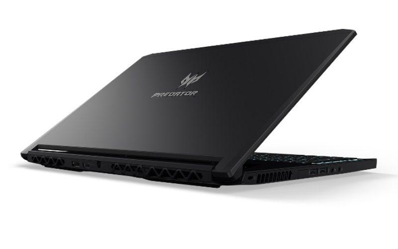 Acer presenta nuevos notebooks gaming ultra finos, desmontables y PC All-in-One con tecnología térmica avanzada