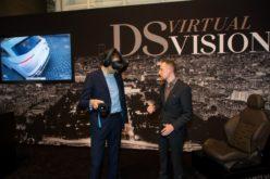 Dassault Systèmes permite a DS Automóviles transformar suárea de exhibición con Realidad Virtual Inmersiva