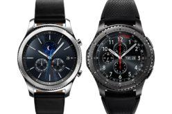 Samsung Electronics anuncia el lanzamiento delGear S3,su nuevo smartwatch