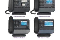 Nuevos teléfonos empresariales del Alcatel-Lucent redefinen la experiencia del usuario para las comunicaciones empresariales